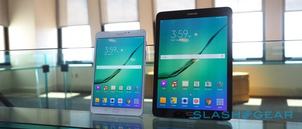 Samsung Galaxy Tab S2 hands-on: Finally, new Android tablets
