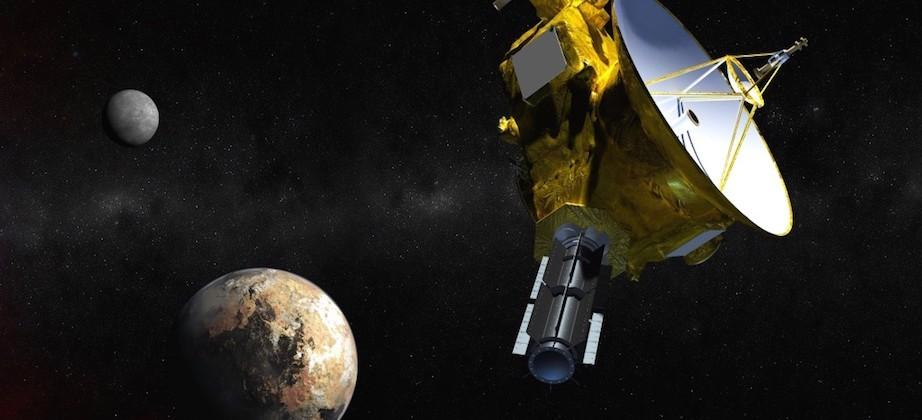 New Horizons' next target after Pluto flyby revealed