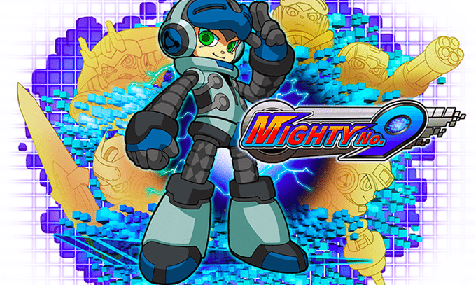 Mighty No. 9 delayed again, now releasing in 2016