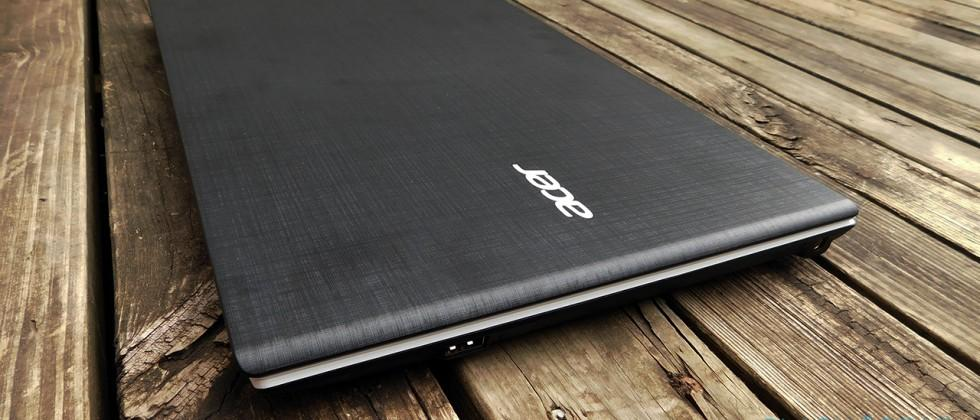 Three things to know about the Acer Aspire E15
