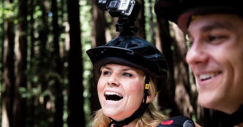 SLICK GoPro stabilizer takes the shake out of the action