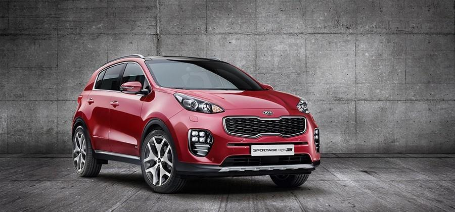 Fourth-gen Kia Sportage gets full exterior makeover