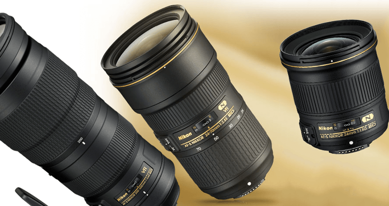 Nikon reveals three new NIKKOR lenses for pros and enthusiasts
