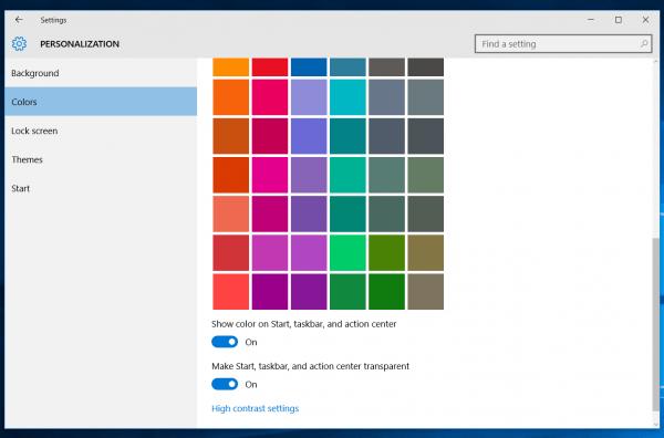 taskbar-colors