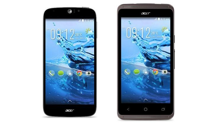 Acer announces unlocked Liquid Jade Z, Liquid Z410 for the US