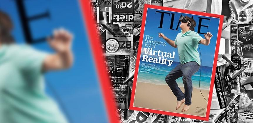 Time Magazine's Palmer Luckey VR cover is no joke