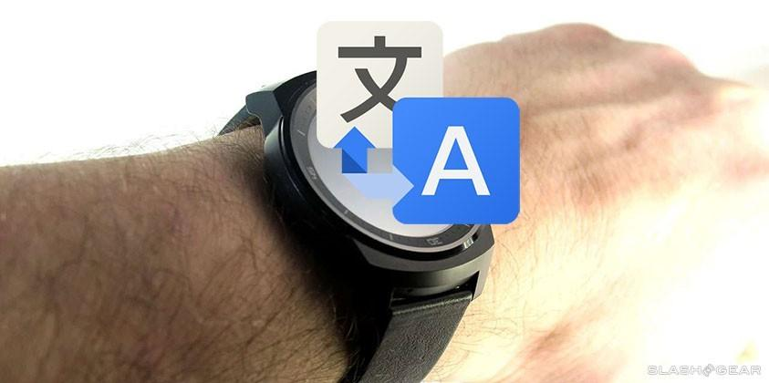 Android Wear Translate makes your watch a live language expert