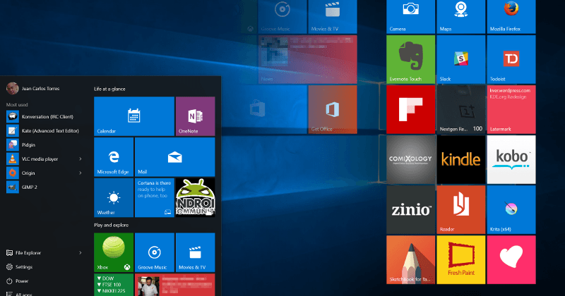 A Week with Windows 10: The Good, the Bad, and the Ugly