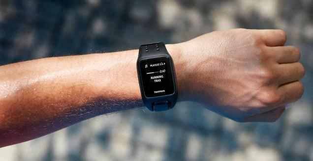TomTom brings music to its Spark fitness wearable