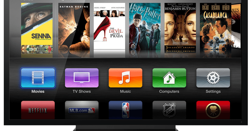 Apple's Internet TV ambitions include original content