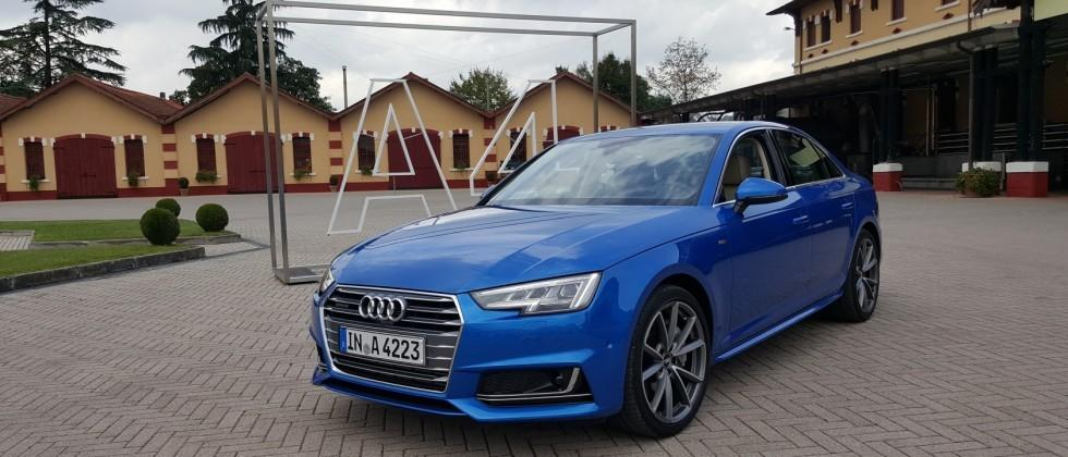 2017 Audi A4 first drive: A8 for the everyman