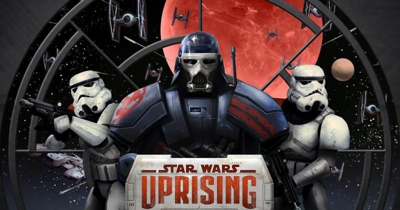 Star Wars: Uprising lands on mobile to prep you for the film