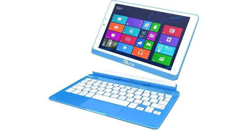 Kurio Smart is a 2-in-1 Windows tablet designed for kids