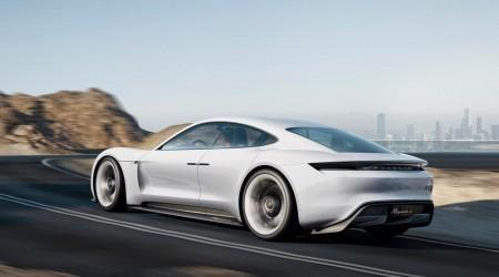 Porsche Mission E gallery