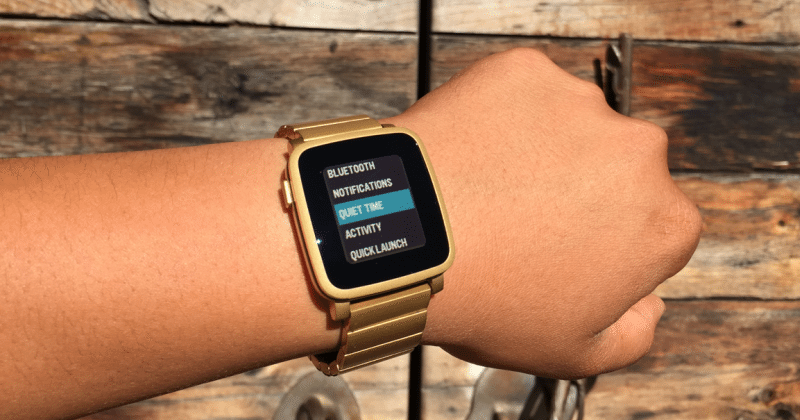 Pebble rolls out Pebble Time firmware, app updates