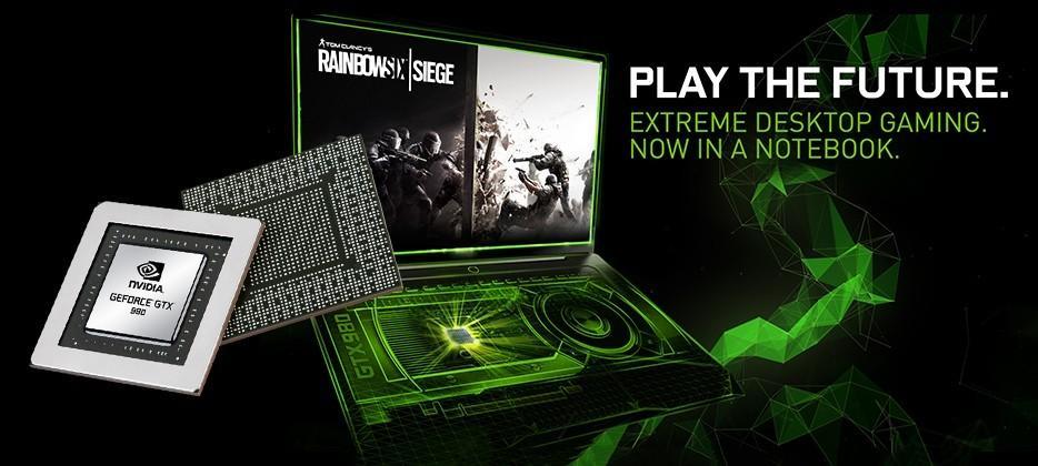 NVIDIA reveals desktop-class GTX 980 in a laptop