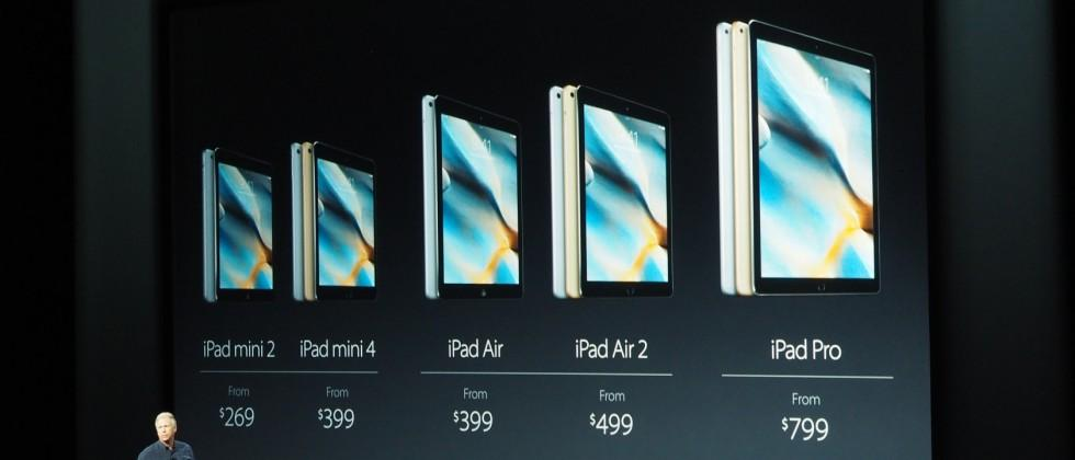 iPad mini 4 slims Apple's smallest tablet even more