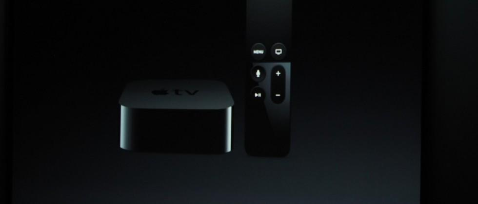 New Apple TV revealed with touch controls and games