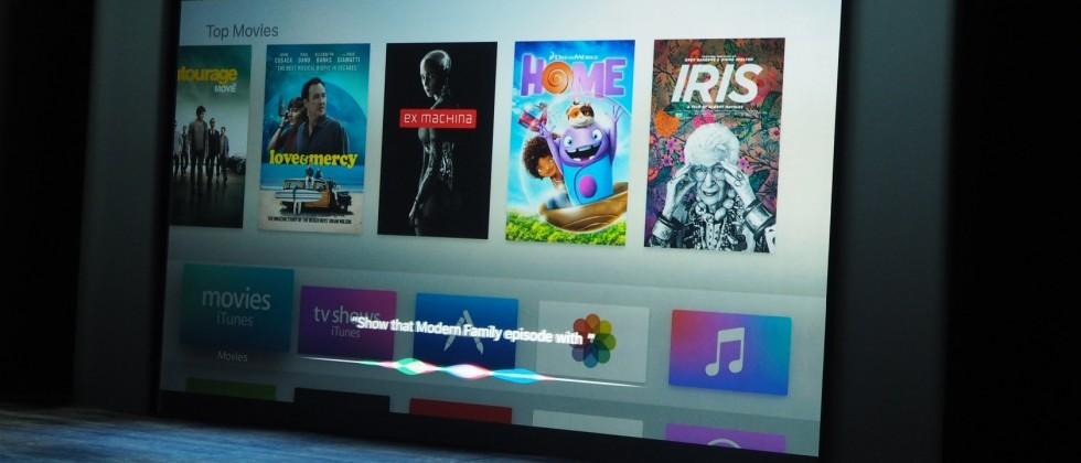The new Apple TV puts Siri to the fore