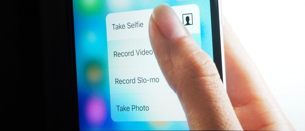Apple 3D Touch – the iPhone 6s reboots multitouch