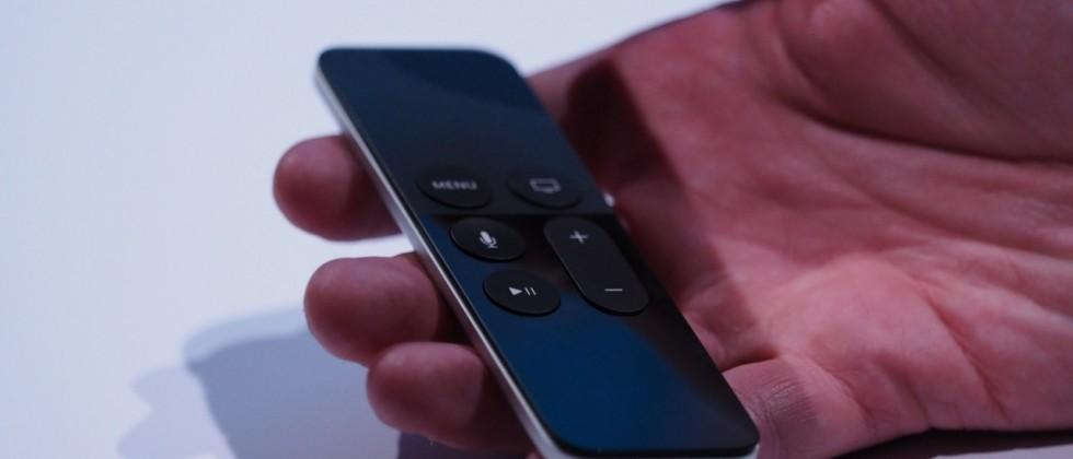 Apple TV unboxing shows off Siri Remote