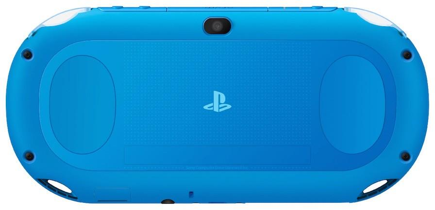 Aqua Blue PlayStation Vita comes exclusively to GameStop in November