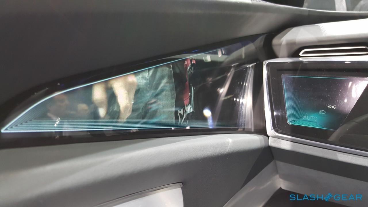 Audi e-tron Quattro Concept Interior 7