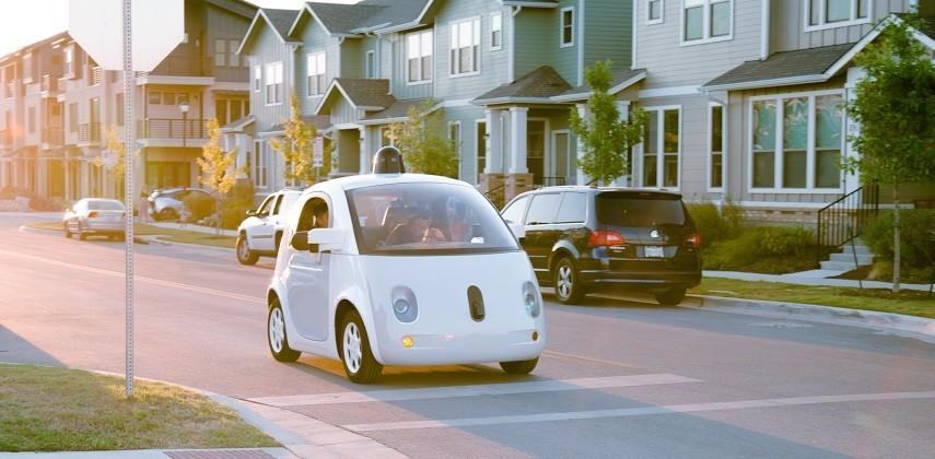 Google's self-driving pod cars begin testing in Austin too