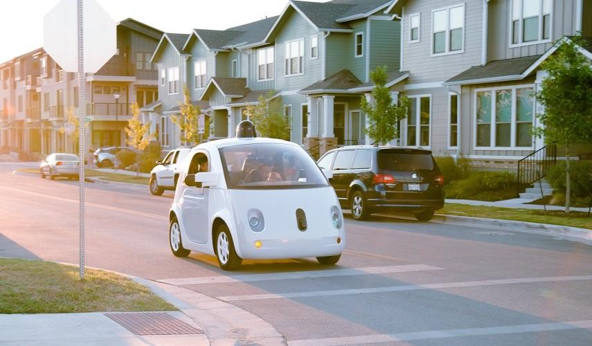 Google's self-driving pod cars begin testing in Austin too