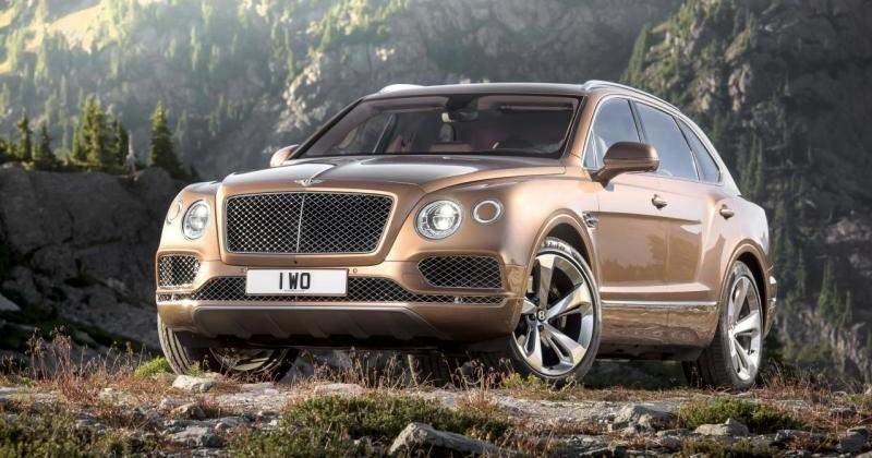 Bentley Bentayga luxury SUV details revealed in full