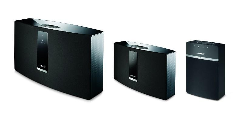 Bose SoundTouch cuts the cord with new Bluetooth, Wi-Fi speakers