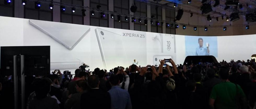 Sony Xperia Z5 Premium revealed and detailed with 4K display