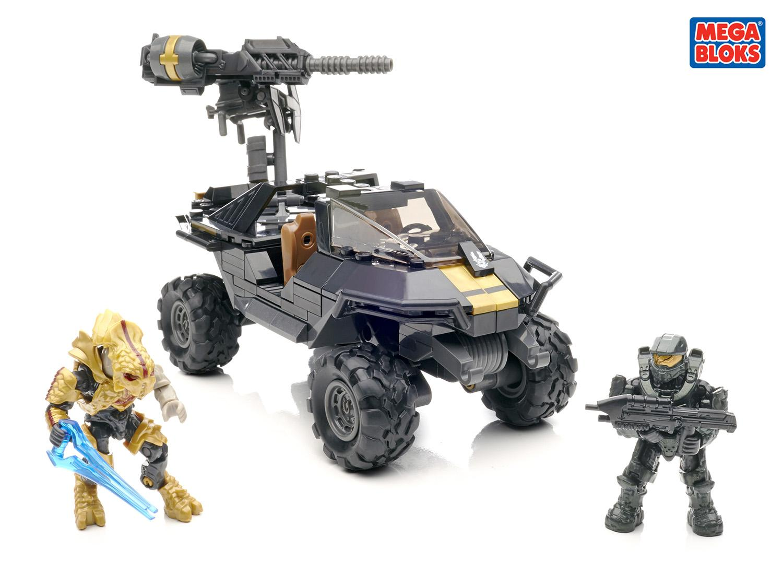Halo 5's arrival and our Mega Bloks Review - SlashGear