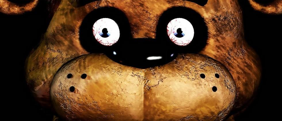 Scott Cawthon's making a Five Nights at Freddy's RPG spin-off