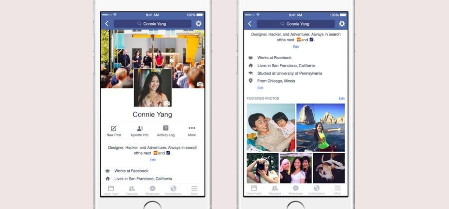 Facebook is testing animated profile pics on mobile