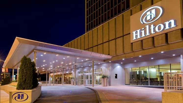 Hilton probing whether hotel shops were hacked