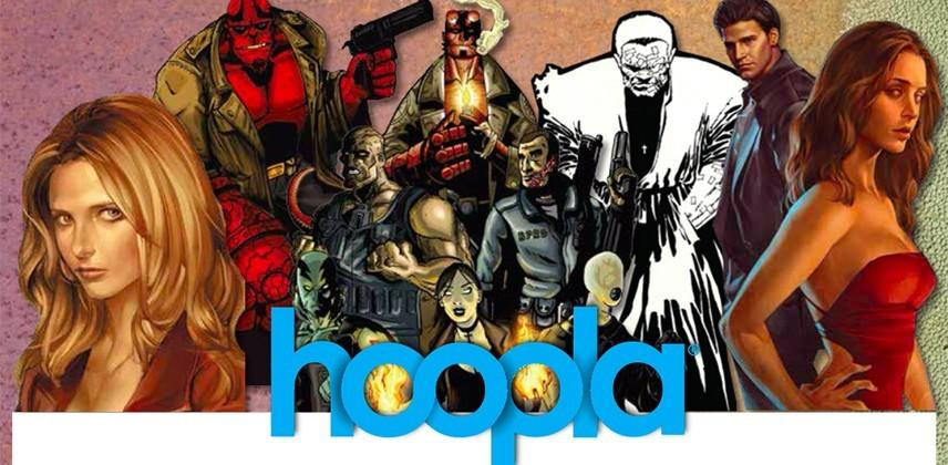 Hoopla strikes deal with Dark Horse Comics