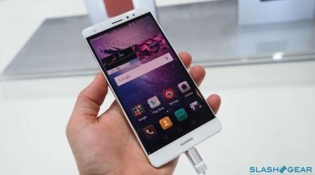Huawei Mate S hands-on at IFA 2015