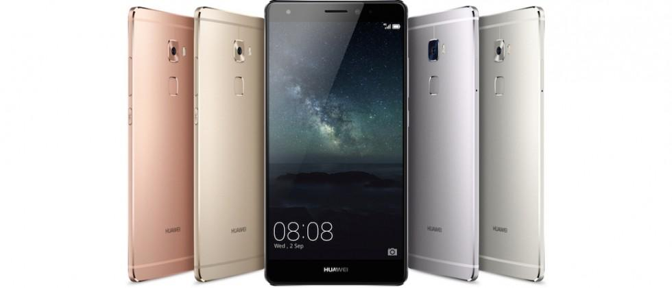 Huawei Mate S features Force Touch, knuckle gesture recognition