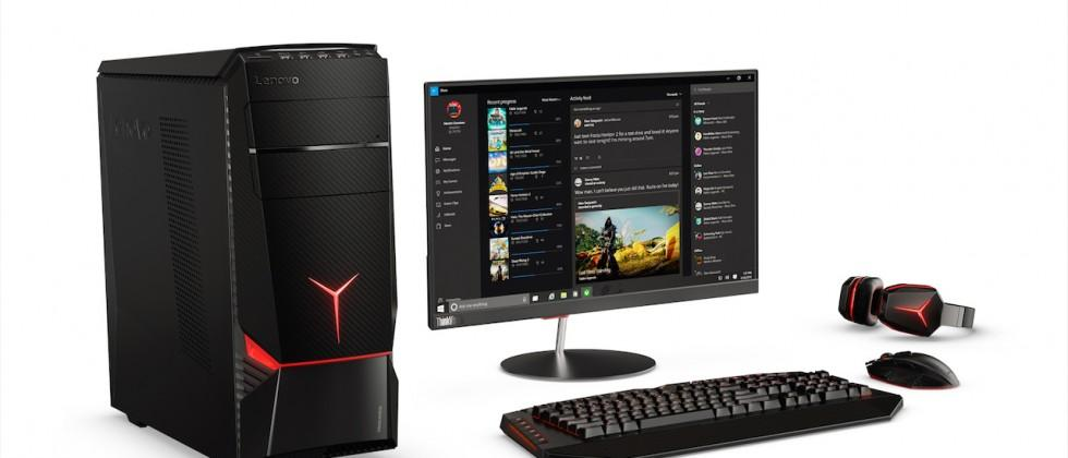 Lenovo Y Series desktops and notebook are for gamers
