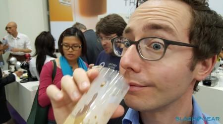 Krups Nescafe Dolce Gusto tasting at IFA 2015