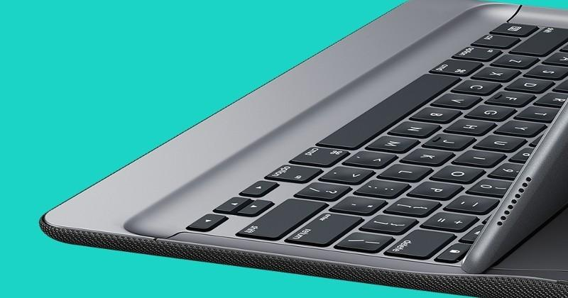 Logitech CREATE keyboard case jumps on the iPad Pro train