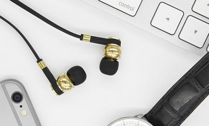 Master & Dynamic ME05 earbuds look classy with machined brass