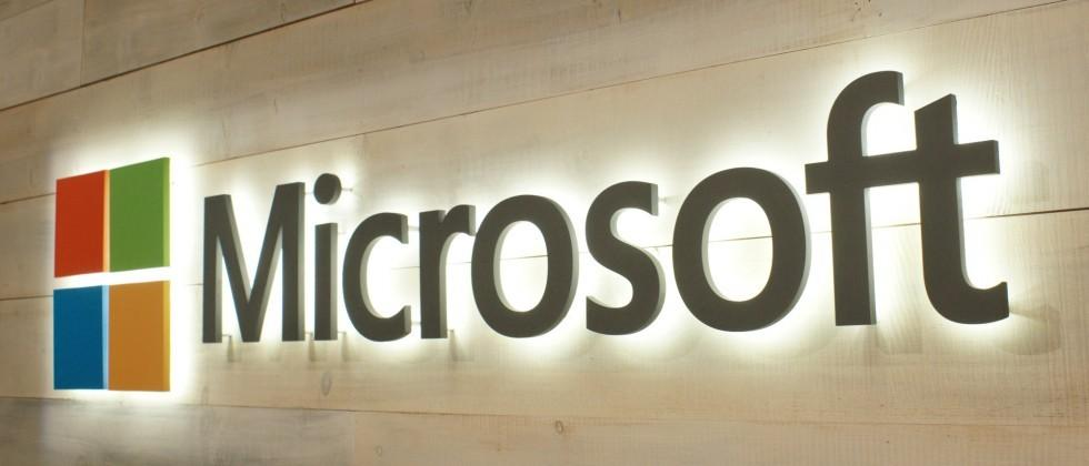 Microsoft sued over alleged gender discrimination