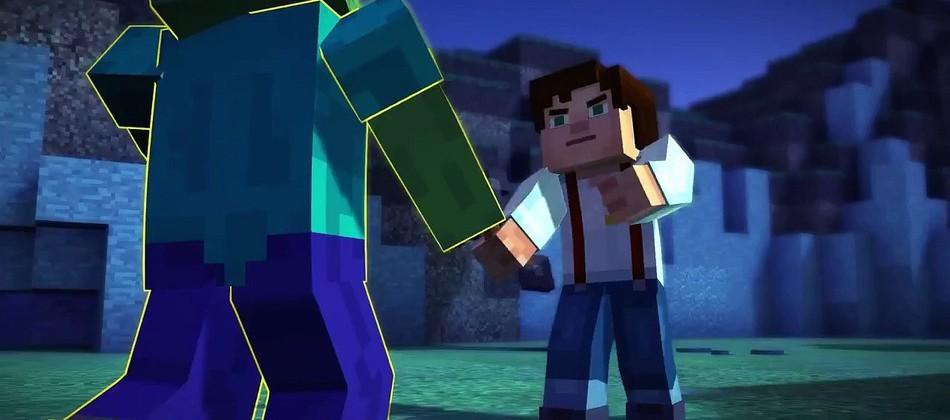 Minecraft: Story Mode hits PS4, Xbox One on October 13