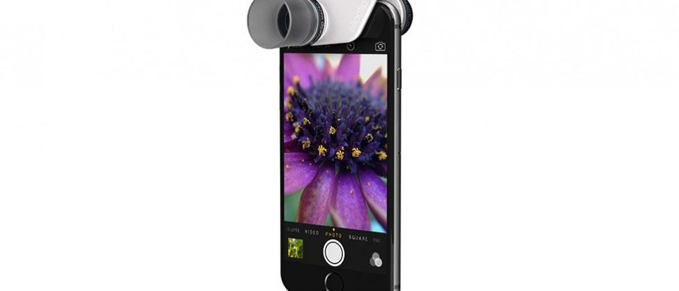 Olloclip Macro Pro Lens for iPhone 6 gets close-up crazy
