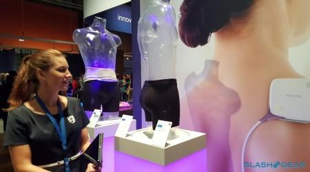 Philips Pain Pads hands-on at IFA 2015