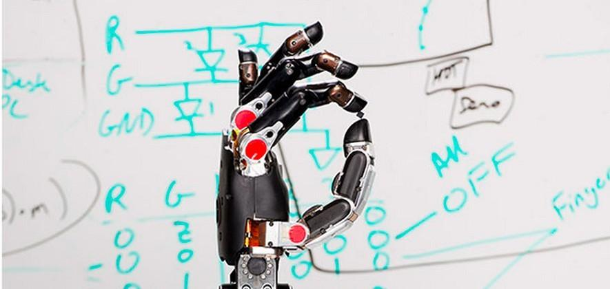 DARPA's new prosthetic limb lets paralyzed man feel objects