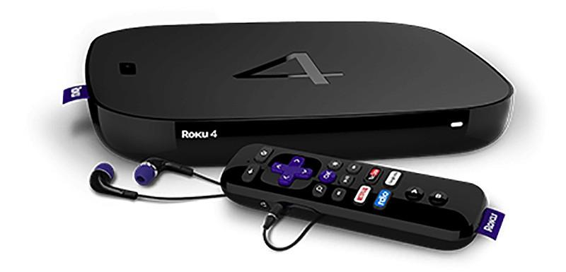 Roku 4 appears in leaked photo