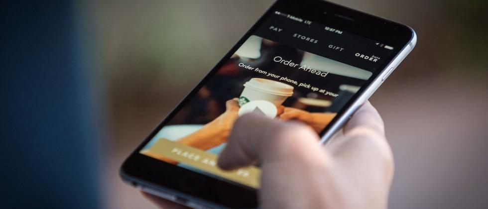 Starbucks' mobile pay, ordering now available to all US locations